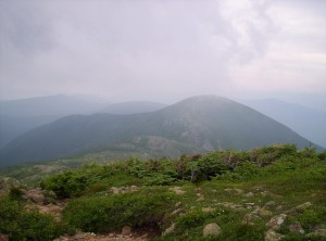 A view from the Presidentials