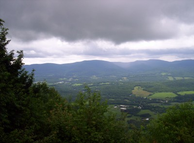 More view from Mount Greylock