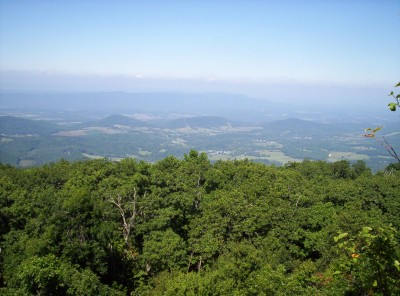 More mid-day views from Shenandoah
